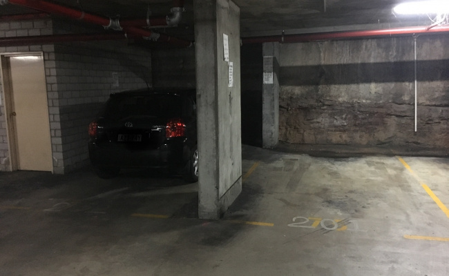 parking on Bulwara Rd in Ultimo NSW