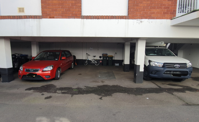 parking on Burfitt Street in Leichhardt