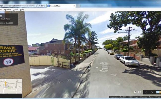 parking on Burwood Road in Burwood NSW