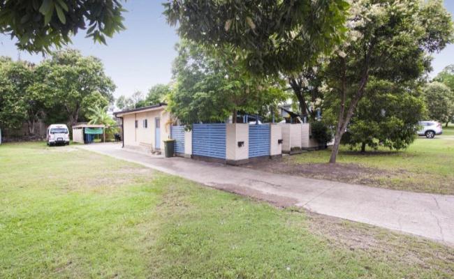 parking on Carmel Street in Bardon Queensland
