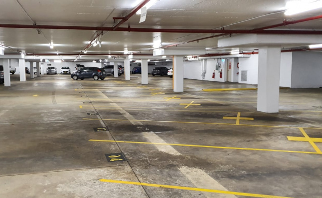 Indoor lot parking on Carnarvon Street in Silverwater New South Wales
