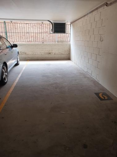 parking on Chandos Street in St Leonards New South Wales