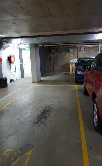 parking on Church Avenue in Mascot NSW