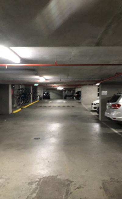 parking on City Road in Southbank VIC