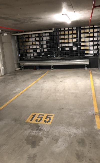 Indoor parking and free Gym in CBD new Apartment