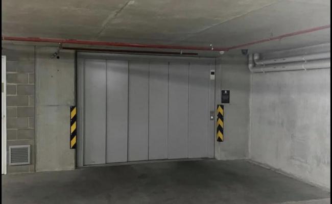 Secured parking South Yarra