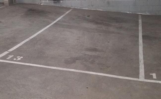 Indoor lot parking on Clarendon Street in Artarmon