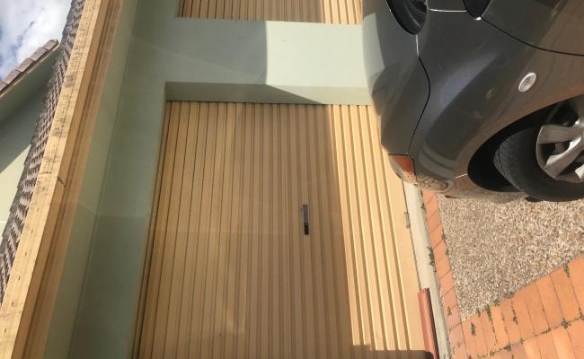 Lock up garage parking on Cottesloe Drive in Mermaid Waters