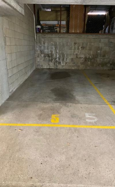 Indoor lot parking on Cottonwood Crescent in Macquarie Park New South Wales