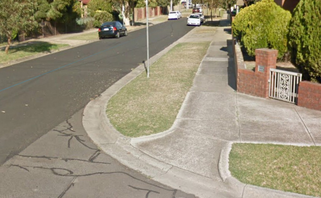 parking on Crockett Avenue in Craigieburn