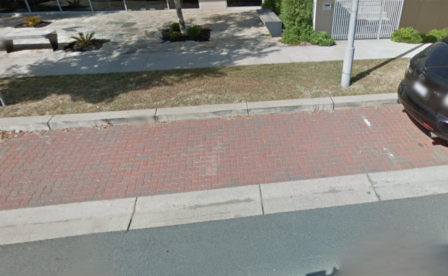 parking on Dawes Street in Kingston ACT