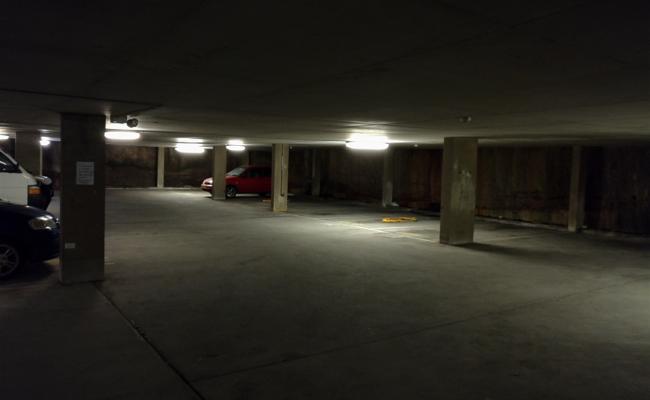 Parking spot in North Sydney