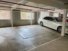 Secure undercover parking in Carlton!