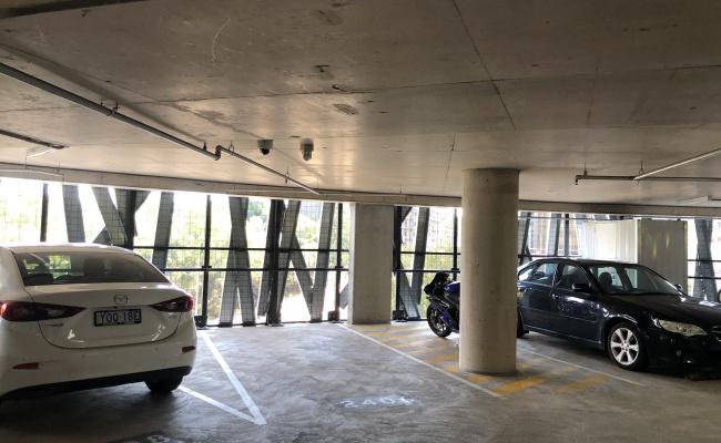 Easy-access Parking Belconnen