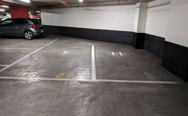 Parking Photo: Exhibition Street  Melbourne VIC  Australia, 34008, 119797