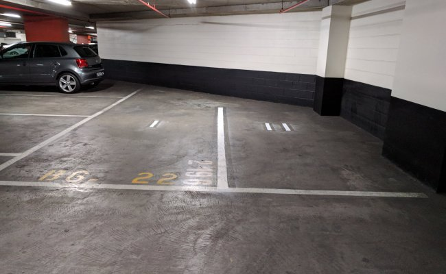 Parking Photo: Exhibition Street  Melbourne Victoria  Australia, 31319, 120416