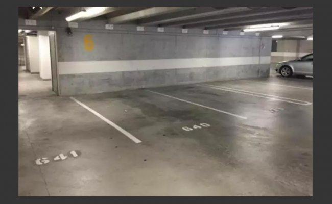 Braddon - Secure Parking near Canberra CBD