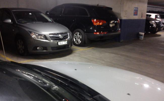 St Kilda - Parking