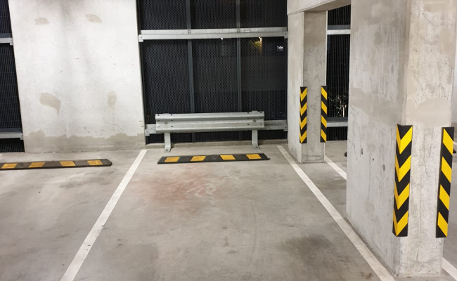 Great secure indoor parking, availability 24/7!