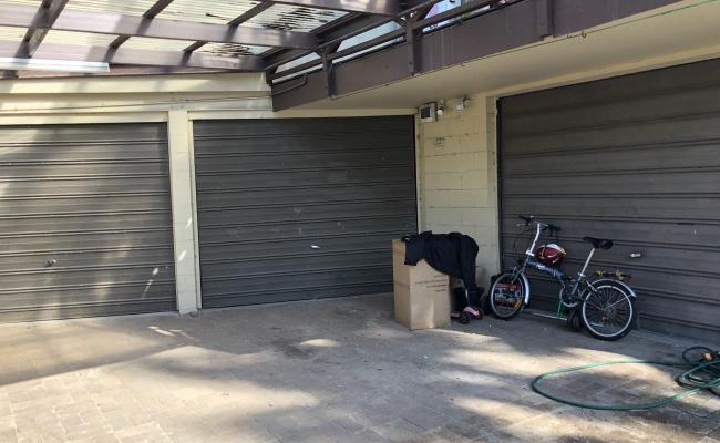Lock up garage parking on Gilgandra Rd in North Bondi NSW