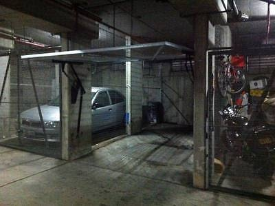 parking on Goodlet Street in Surry Hills
