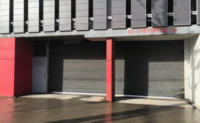 Secure Parking near Western Hospital & Vic Uni