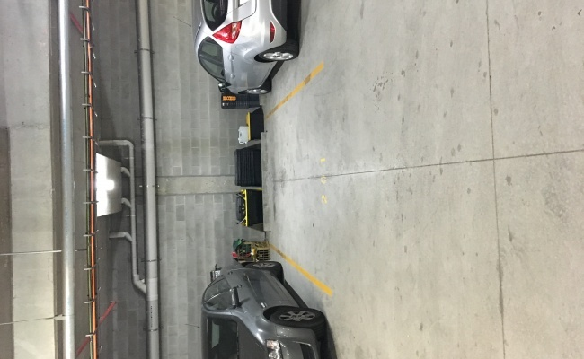 parking on Gozzard St in Gungahlin