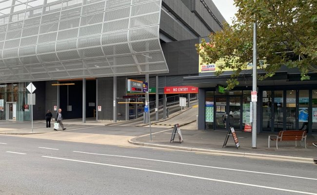 Grote Street, Adelaide - near Victoria Square - UNRESERVED SPECIAL INTRODUCTORY OFFER
