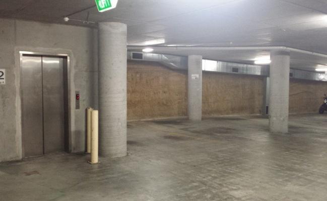 parking on Harbour Street in Sydney NSW