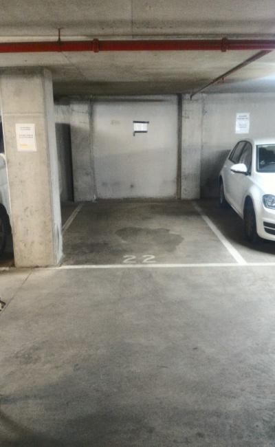 parking on Hardware Street in Melbourne VIC