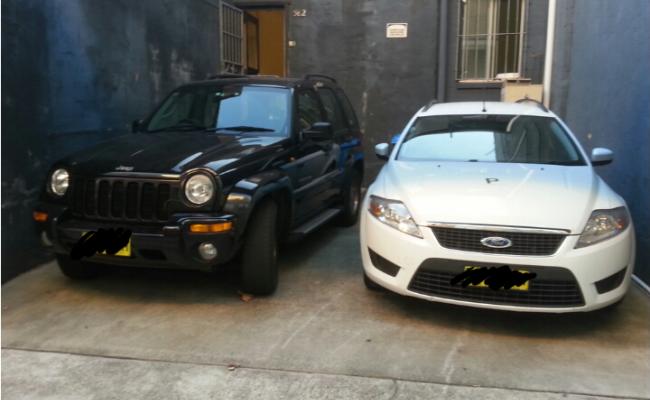 parking on Harris Street in Ultimo