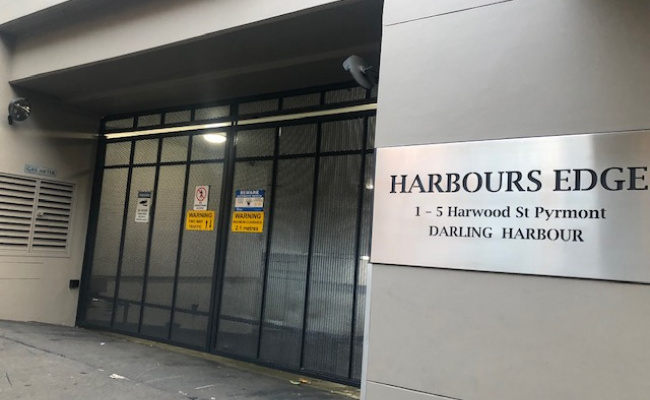 parking on Harwood Street in Pyrmont