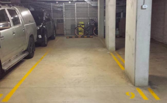 Turrella - Indoor Parking Train Station