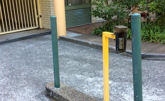 parking on Herbert Street in Saint Leonards