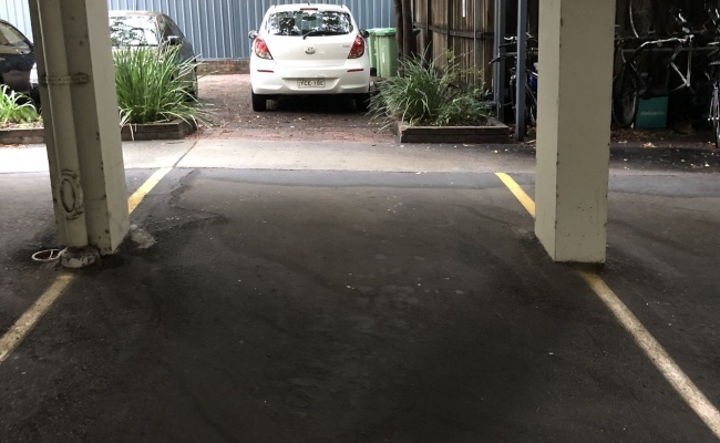 parking on Hereford St in Glebe