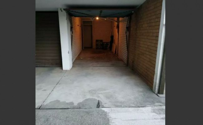 Lock up garage parking on Herring Road in Macquarie Park New South Wales 2113