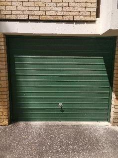 Lock up garage parking on Herring Road in Macquarie Park