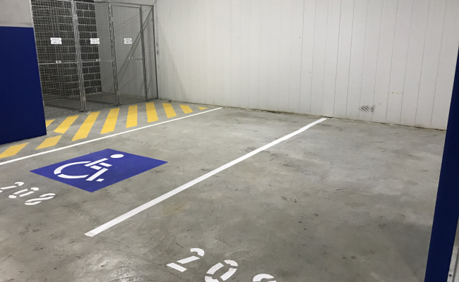 parking on Homebush in NSW
