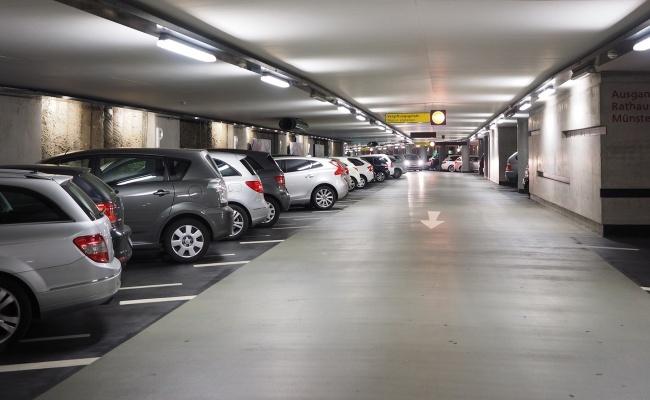 parking on Ingles Street in Port Melbourne