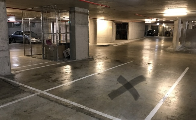 Secure undercover parking in Woden