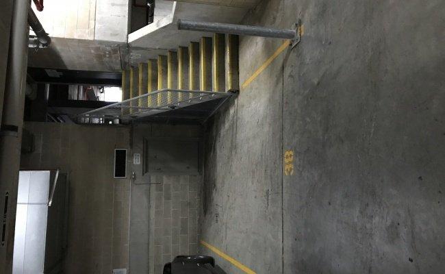 parking on Jarrett Street in Leichhardt