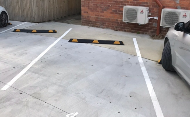 parking on Julius Street in New Farm QLD