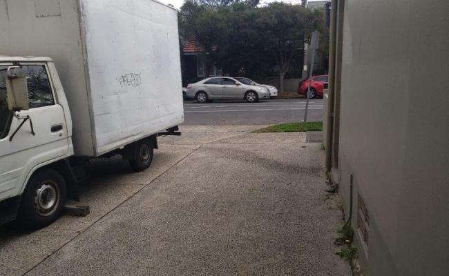 parking on Kingston Road in Camperdown NSW