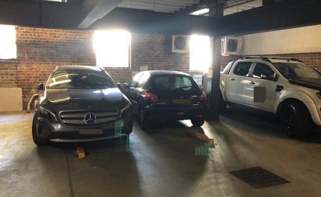 Secure Underground Parking