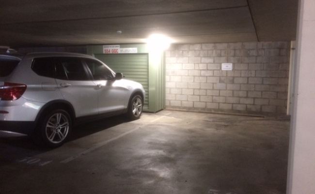 Secure Parking - Undercover for any vehicle
