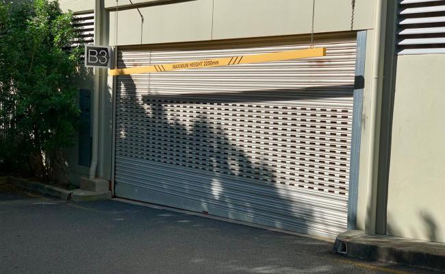 Great Parking near Brisbane CBD - Spring Hill