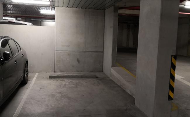 Secure indoor parking, Leveson St, North Melbourne