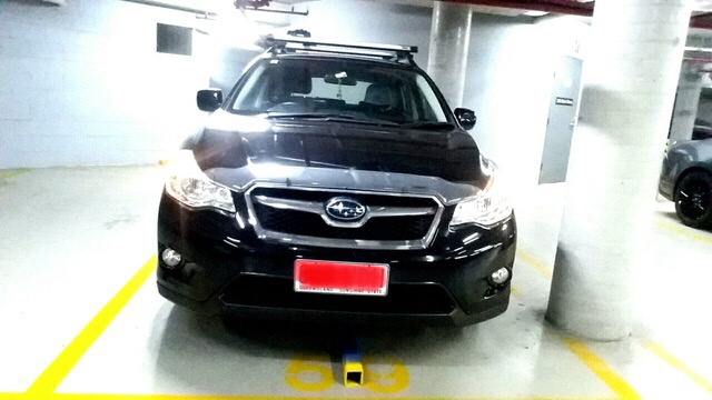 parking on Lincoln Crescent in Woolloomooloo NSW