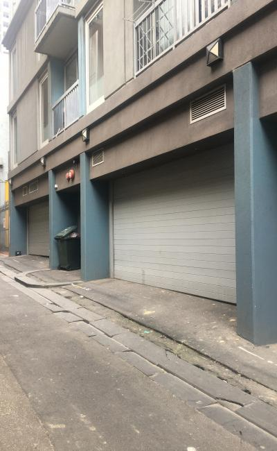 Street Level Private lot  - close to QV and China town