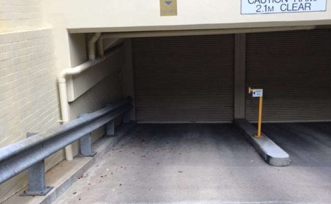 parking on Lombard Street in Glebe